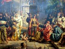 ユダヤ人に公の許可を与えるヴワディスワフ1世