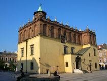ポーランド タルヌフ旧市庁舎