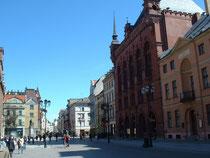 ポーランド 中世都市トルン