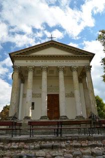プワヴィ 聖マリア被昇天教会