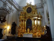 聖十字架教会主催壇