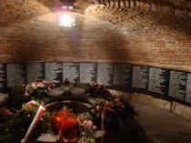 ルブリン砦内部