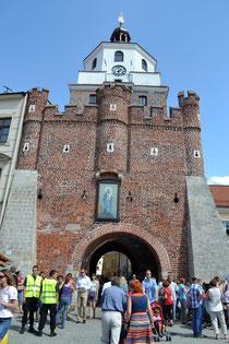 ルブリン クラクフ門