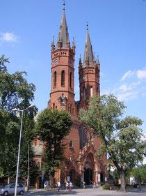 タルヌフ 聖家族教会