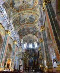 ルブリン大聖堂主催壇