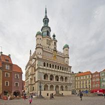 ポズナン旧市庁舎