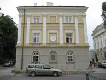 ワルシャワ大学 カジミエーシュ宮殿