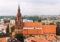 ポーランド、聖ニコラウス大聖堂