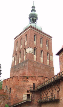 大聖堂隣の鐘楼