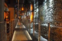 クラクフ クラクフ地下博物館