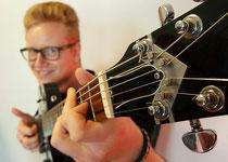 Gitarrenunterricht auf hohem Niveau!
