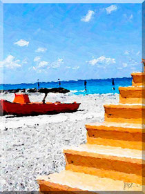 Calabria - Amantea, spiaggia