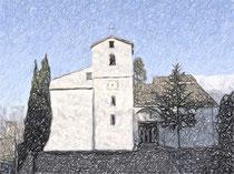 Cava de' Tirreni (SA) - Chiesa di S.Maria al Toro