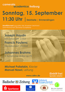 Steinhalle Emmendingen | 15. September 2013