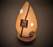Oeuf Macadamia fleur de sel