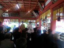 畝傍山口神社 春の大祭
