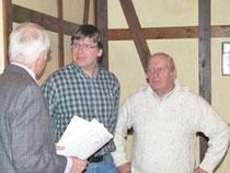 Udo Thiel, Thomas Trautmann, Heiner Wulke