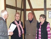 Udo Thiel, Hannelore Sennhenn, Manfred Gutjahr, Hannelore Krebs