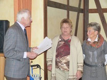 Udo Thiel, Ilse Kleinberger, Karin Will