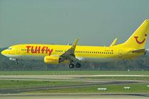 TUIfly in DUS © Andreas Unterberg