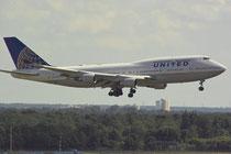 Boeing 747-422 ©Andreas Unterberg
