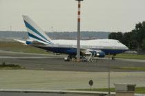 Boeing 747SP-21 © Andreas Unterberg
