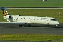eurowings CRJ700 in DUS © Andreas Unterberg