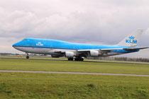 Boeing 747-406(M) ©Andreas Unterberg