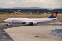 Boeing 747-8I © Andreas Unterberg
