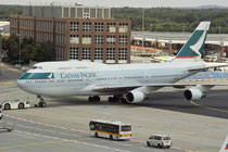 Boeing 747-412 ©Andreas Unterberg