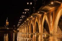 Bordeaux nocturne