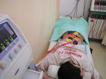 電気治療 干渉波治療器 ミナト 腰痛 肩こり 坐骨神経痛