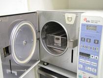 衛生管理 オートクレーブ 滅菌 はり消毒