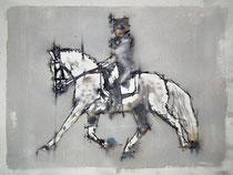 Obra de Fernando Aguayo expuesta en Galería Carmen del Campo