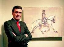 Fernando Aguayo en la Galería Carmen del Campo