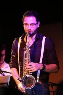 Korbinian Wimmer | Saxophon