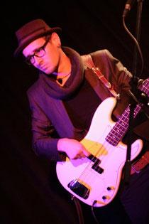 Philipp Götz | Kontrabass | E-Bass