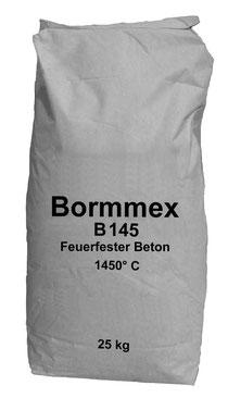 Feuerbeton Bormmex B145 bis 1450°C