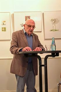 """Vortrag """"Der Lehrer im Wandel der Zeiten"""" Dr. Jochen Ziegler in der Heimatstube am 23.9.2019"""
