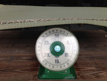 重量について