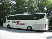 unser Partner für Buswanderfahrten Firma Robert Bayer GmbH