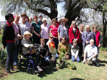 Newcastle Herb Society, at Fort Amiel, Newcastle