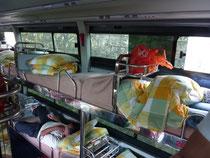 Notre bus couchettes
