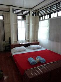 Notre chambre à Ayuthaya