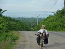 Route de Vang Vieng