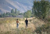 Dernier col avant Bishkek