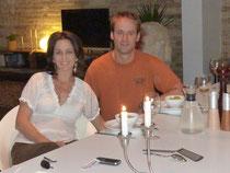 Isabelle et Martin, nos hôtes
