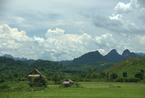 Montagnes Nord Lao
