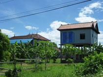 Des habitations particulières