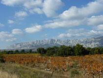 Route d'Aix en Provence